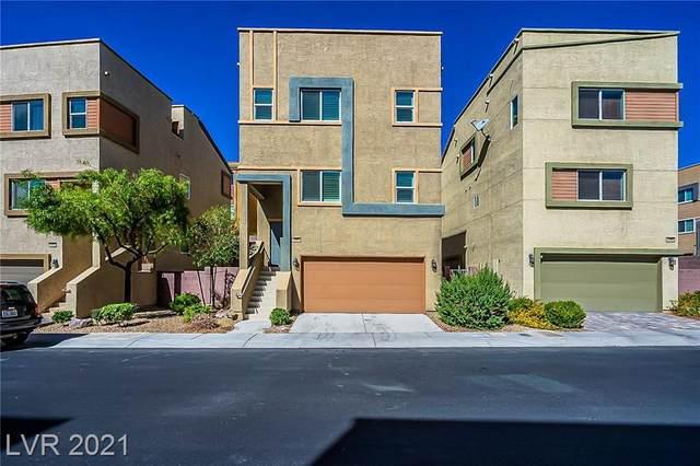 10508 Shiny Skies Drive, Las Vegas, NV 89129 (MLS #2330380) :: Signature Real Estate Group