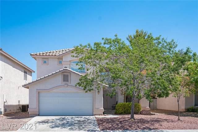 10056 Mystic Dance Street, Las Vegas, NV 89183 (MLS #2330391) :: Signature Real Estate Group