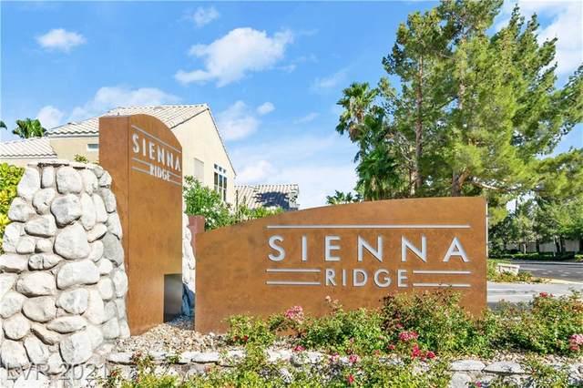 9325 Sienna Ridge Drive, Las Vegas, NV 89117 (MLS #2330398) :: Galindo Group Real Estate