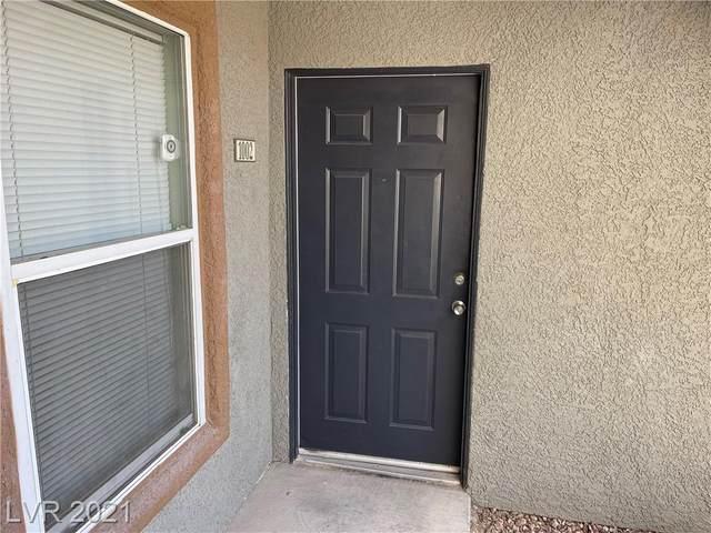 555 E Silverado Ranch Boulevard #1002, Las Vegas, NV 89183 (MLS #2330408) :: Jeffrey Sabel