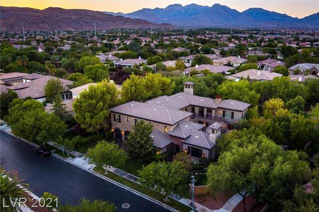 10908 Willow Heights Drive, Las Vegas, NV 89135 (MLS #2330423) :: Coldwell Banker Premier Realty