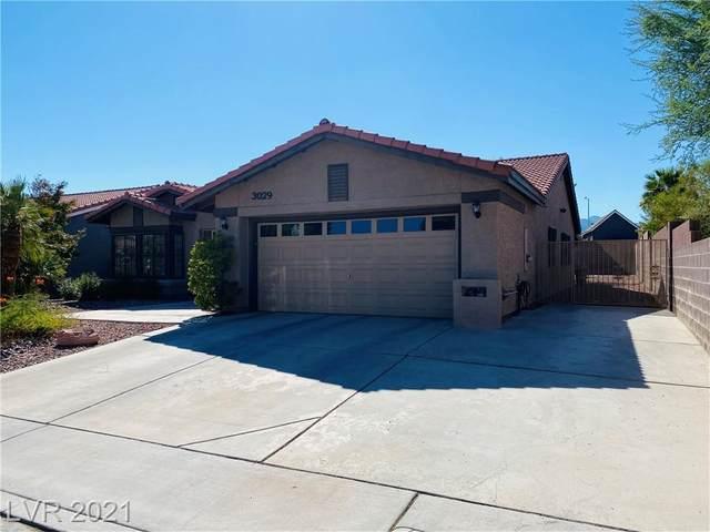 3029 Nutwood Street, Las Vegas, NV 89108 (MLS #2330427) :: Lindstrom Radcliffe Group