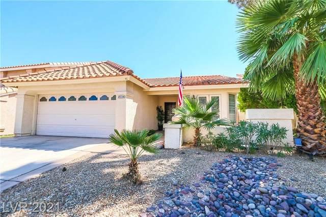 2116 Brighton Shore Street, Las Vegas, NV 89128 (MLS #2330439) :: Custom Fit Real Estate Group
