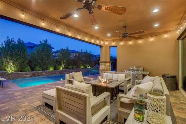 10510 Riley Cove Lane, Las Vegas, NV 89135 (MLS #2330452) :: Signature Real Estate Group