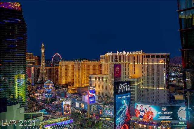 3726 Las Vegas Boulevard #1611, Las Vegas, NV 89158 (MLS #2330479) :: Coldwell Banker Premier Realty