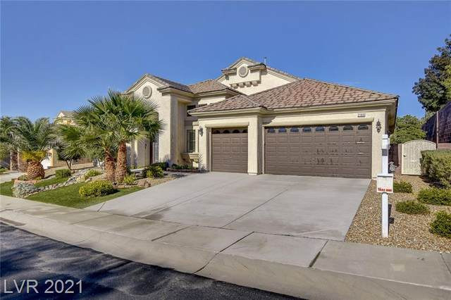 2186 Stage Stop Drive, Henderson, NV 89052 (MLS #2330498) :: Alexander-Branson Team | Realty One Group