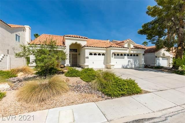 2016 Aspen Brook Drive, Henderson, NV 89074 (MLS #2330501) :: Custom Fit Real Estate Group