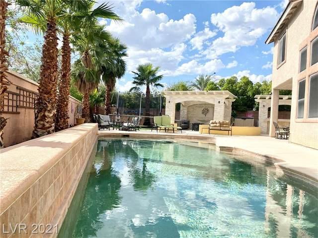 10591 Haywood Drive, Las Vegas, NV 89135 (MLS #2330530) :: The Melvin Team