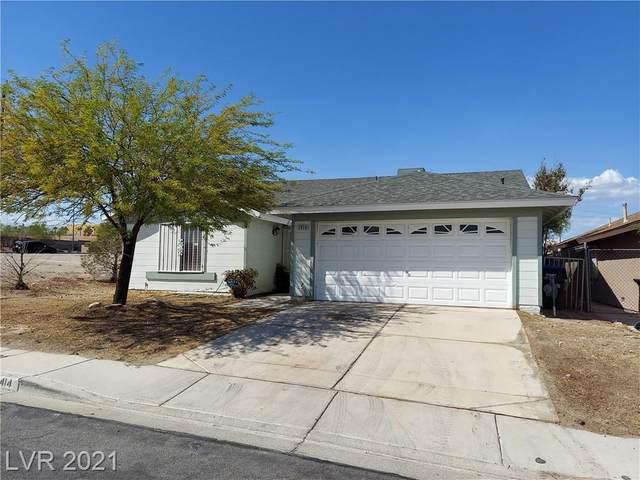1414 Rev Wilson Avenue, North Las Vegas, NV 89030 (MLS #2330535) :: Lindstrom Radcliffe Group