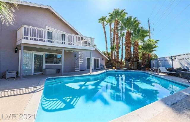 3969 Acapulco Avenue, Las Vegas, NV 89121 (MLS #2330548) :: Lindstrom Radcliffe Group