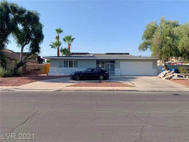 1406 E Bonita Avenue, Las Vegas, NV 89104 (MLS #2330562) :: The Chris Binney Group | eXp Realty