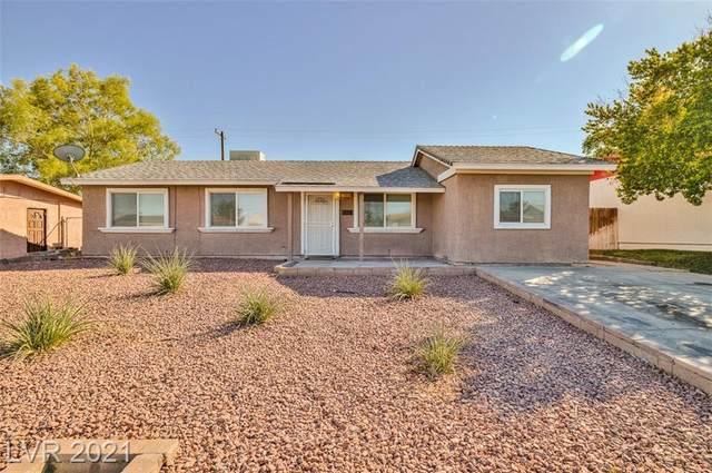 6521 Bannock Way, Las Vegas, NV 89107 (MLS #2330565) :: Keller Williams Realty