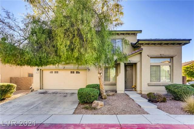 8233 Briggs Gully Street, North Las Vegas, NV 89085 (MLS #2330572) :: The Chris Binney Group | eXp Realty