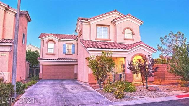 10896 Bozzolo Street, Las Vegas, NV 89141 (MLS #2330587) :: Keller Williams Realty