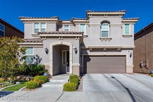 7545 Fontera Court, Las Vegas, NV 89139 (MLS #2330597) :: Hebert Group   eXp Realty