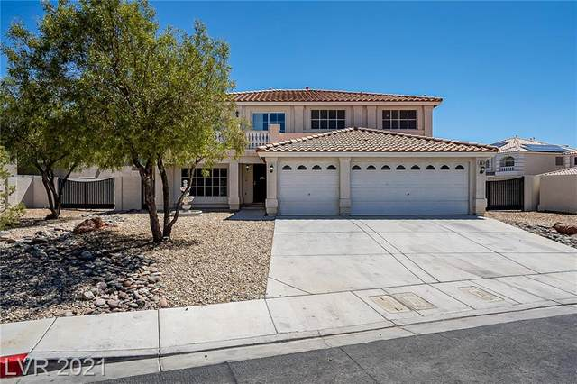 699 Tantalus Court, Las Vegas, NV 89183 (MLS #2330599) :: Custom Fit Real Estate Group