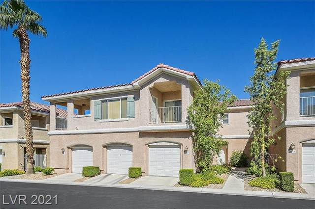 251 S Green Valley Parkway #1812, Henderson, NV 89012 (MLS #2330612) :: The Melvin Team