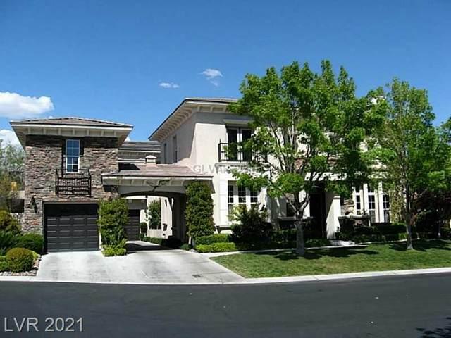 213 Royal Aberdeen Way, Las Vegas, NV 89144 (MLS #2330625) :: Galindo Group Real Estate