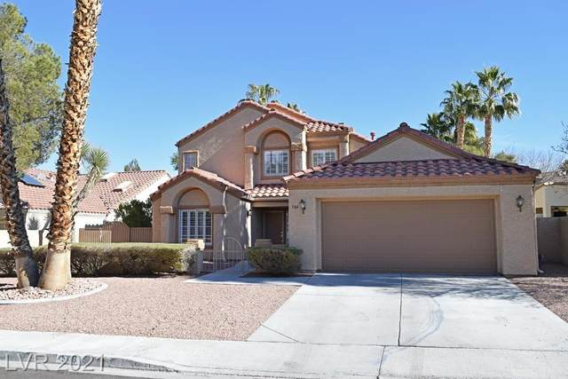 546 Heswall Court, Henderson, NV 89014 (MLS #2330627) :: Lindstrom Radcliffe Group