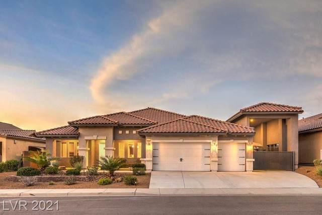 389 Renaissance Court, Boulder City, NV 89005 (MLS #2330648) :: Custom Fit Real Estate Group
