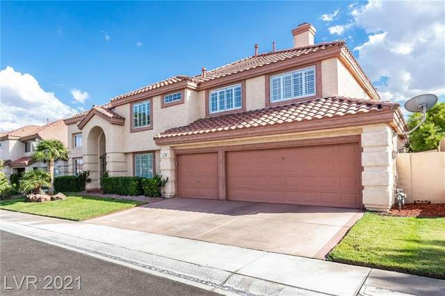7613 Hackensack Court, Las Vegas, NV 89128 (MLS #2330656) :: Signature Real Estate Group