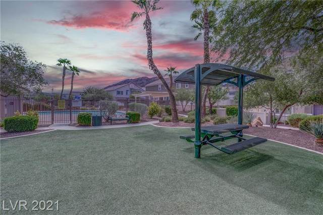 1154 Grass Pond Place #2, Henderson, NV 89002 (MLS #2330658) :: Custom Fit Real Estate Group