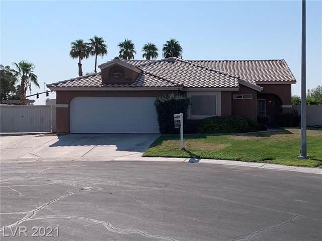 7601 Falconwing Avenue, Las Vegas, NV 89131 (MLS #2330690) :: Lindstrom Radcliffe Group