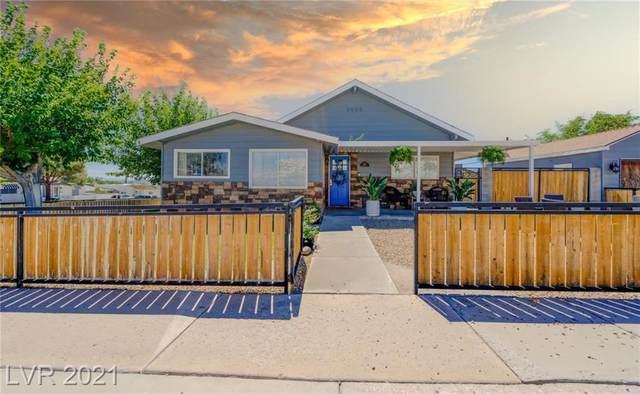701 Arizona Street, Boulder City, NV 89005 (MLS #2330695) :: Keller Williams Realty