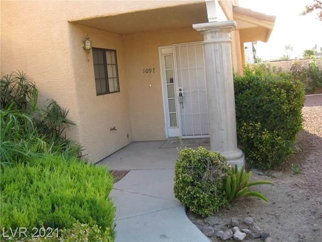 2851 S Valley View Boulevard #1097, Las Vegas, NV 89102 (MLS #2330709) :: Hebert Group | eXp Realty