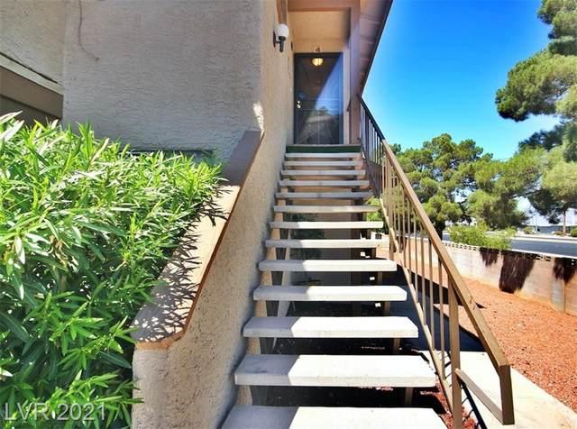 3701 Snorkel Circle B, Las Vegas, NV 89108 (MLS #2330714) :: Signature Real Estate Group