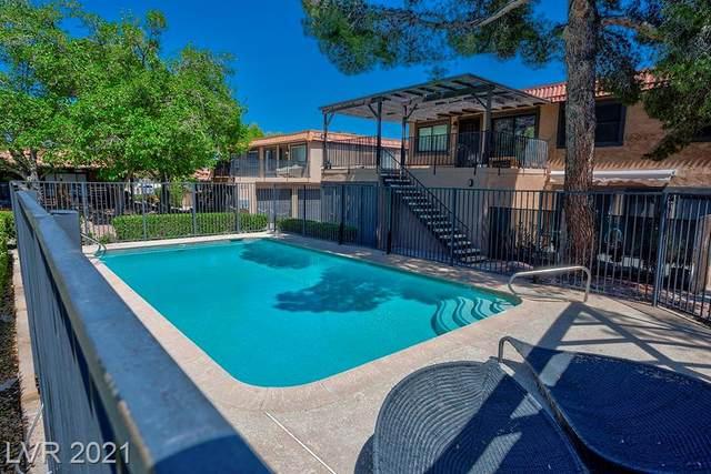 321 Misty Isle Lane D, Las Vegas, NV 89107 (MLS #2330722) :: Coldwell Banker Premier Realty