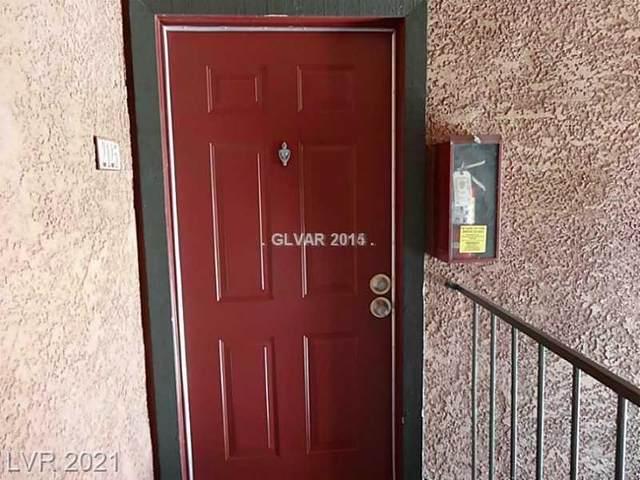 2451 N Rainbow Boulevard #2125, Las Vegas, NV 89108 (MLS #2330728) :: The Chris Binney Group | eXp Realty