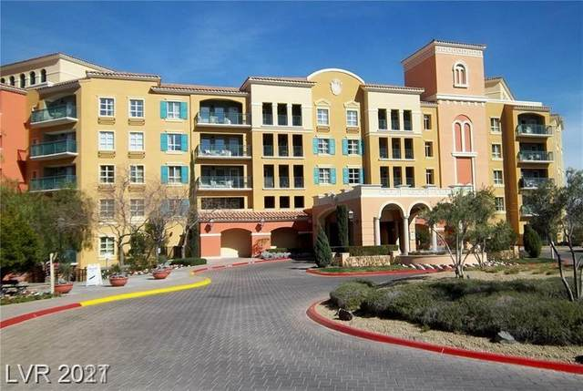 30 Strada Di Villaggio #631, Henderson, NV 89011 (MLS #2330739) :: Coldwell Banker Premier Realty