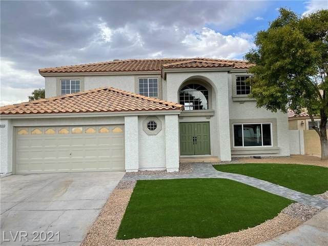 1515 Twin Springs Court, Henderson, NV 89014 (MLS #2330750) :: Galindo Group Real Estate