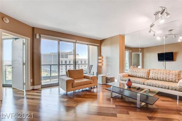 322 E Karen Avenue #1504, Las Vegas, NV 89109 (MLS #2330751) :: Lindstrom Radcliffe Group