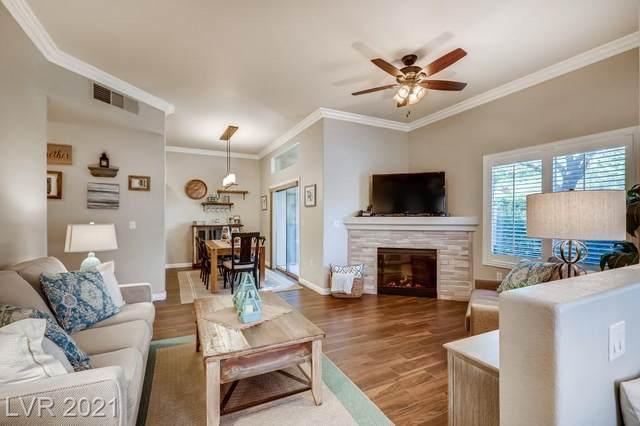 8985 S Durango Drive #1138, Las Vegas, NV 89113 (MLS #2330752) :: Coldwell Banker Premier Realty