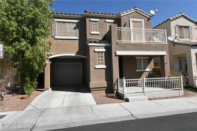 6282 Humus Avenue, Las Vegas, NV 89139 (MLS #2330764) :: Custom Fit Real Estate Group