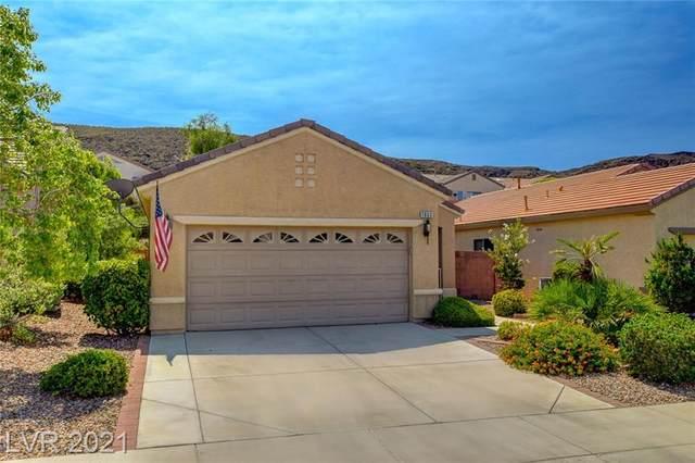 1803 Towering Mesa Avenue, Henderson, NV 89012 (MLS #2330765) :: The Chris Binney Group | eXp Realty