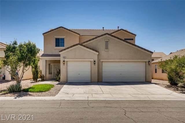 5961 Sandra Field Court, Las Vegas, NV 89110 (MLS #2330770) :: Lindstrom Radcliffe Group