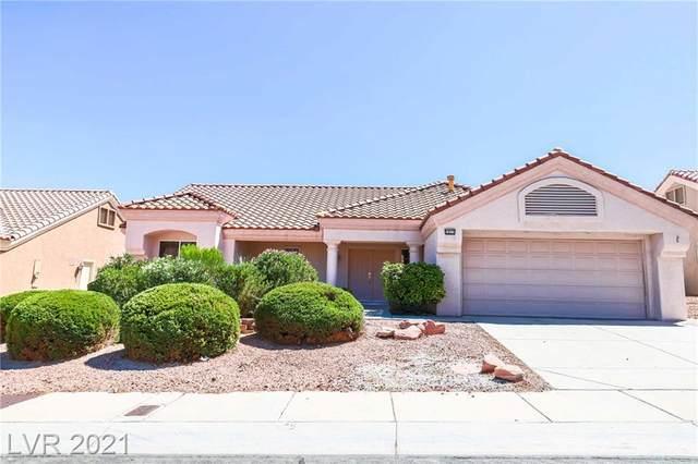 2812 Lotus Hill Drive, Las Vegas, NV 89134 (MLS #2330776) :: Keller Williams Realty