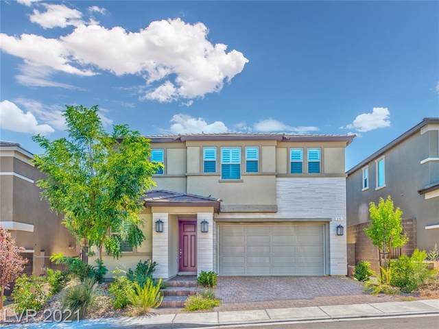845 Cherry Glen Place, Las Vegas, NV 89138 (MLS #2330783) :: Hebert Group | eXp Realty