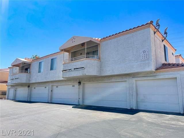 8452 Boseck Drive #266, Las Vegas, NV 89145 (MLS #2330787) :: The Perna Group