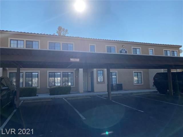2001 Sue Court #202, Las Vegas, NV 89108 (MLS #2330811) :: Keller Williams Realty