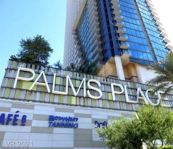 4381 W Flamingo Road #5007, Las Vegas, NV 89103 (MLS #2330833) :: Alexander-Branson Team | Realty One Group