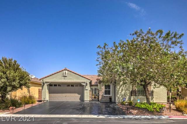 7598 Kenwood Hills Court, Las Vegas, NV 89131 (MLS #2330839) :: The Perna Group
