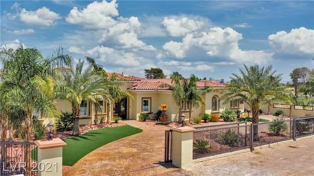 2780 El Camino Road, Las Vegas, NV 89146 (MLS #2330858) :: DT Real Estate
