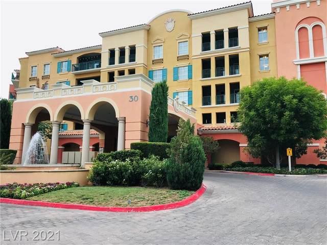30 Strada Di Villaggio #117, Henderson, NV 89011 (MLS #2330864) :: Coldwell Banker Premier Realty