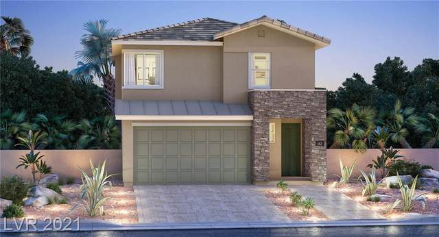 12332 Harbor Isle Avenue, Las Vegas, NV 89138 (MLS #2330926) :: Hebert Group | eXp Realty