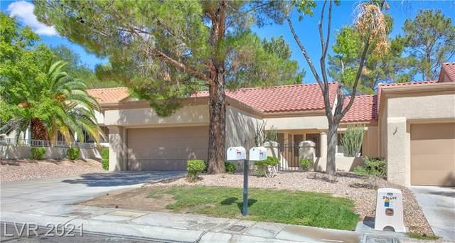 9544 Eagle Valley Drive, Las Vegas, NV 89134 (MLS #2330930) :: Keller Williams Realty