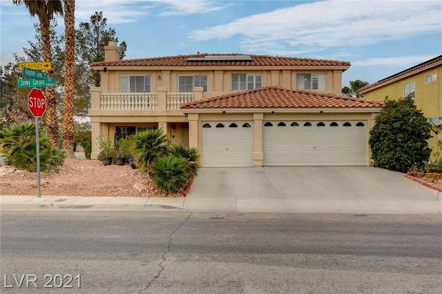 9861 Snowy Canyon Court, Las Vegas, NV 89183 (MLS #2330938) :: Lindstrom Radcliffe Group
